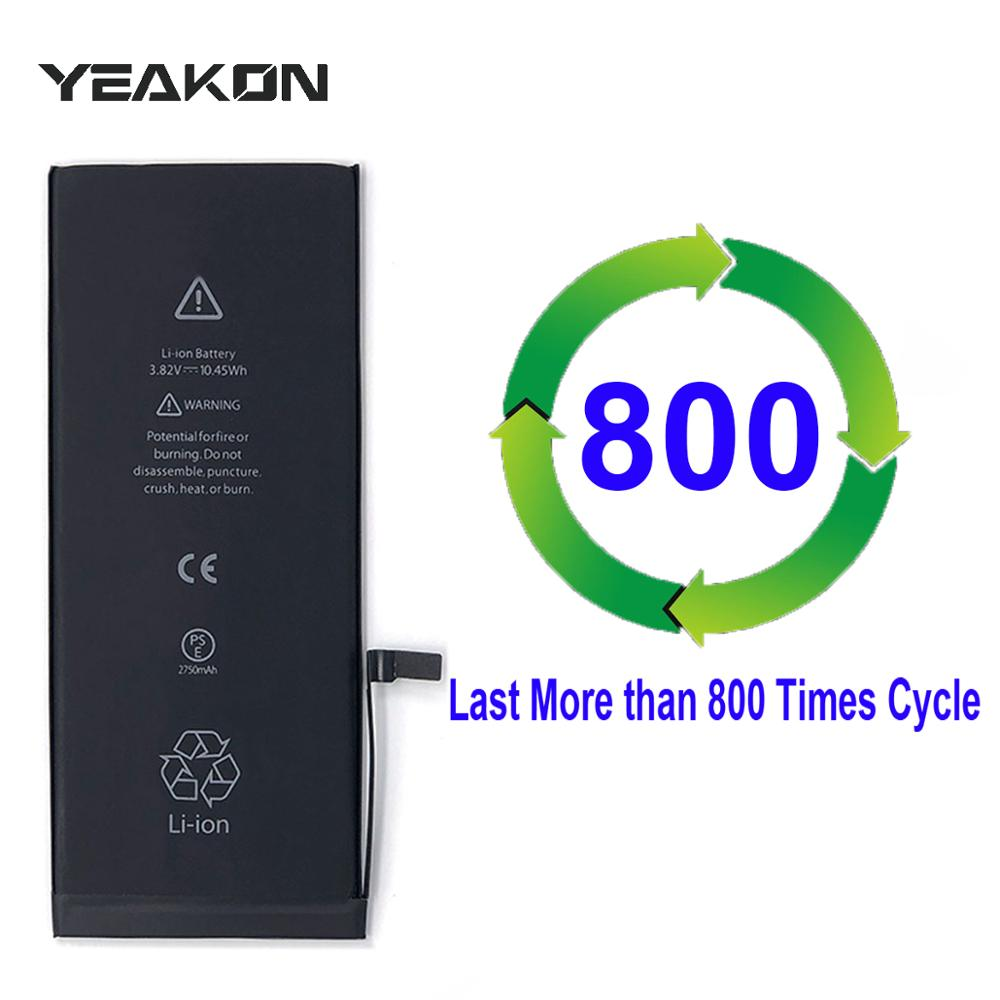 Manufacture Mobile Phone Accessories Oem Replacement Battery Zero Cycle Battery For iPhone 6S Plus