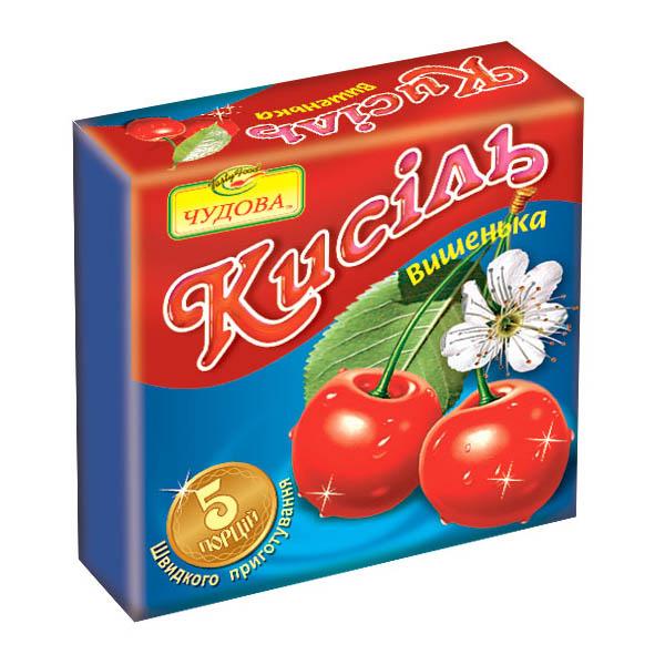 Желе для сока диких ягод