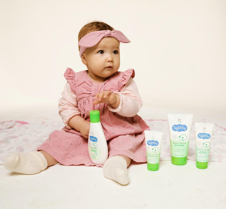 Детский Молочный Крем для тела 0 + 200 мл молочный лосьон для тела