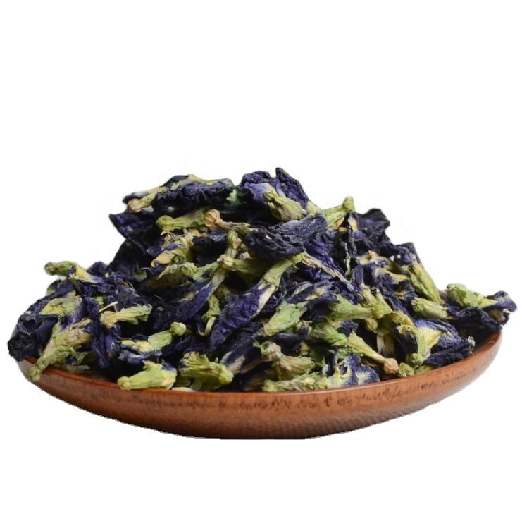 Dried Butterfly Pea Flower High Quality Blue Butterfly Pea in Flavor Tea Butterfly Pea Tea Drinks - 4uTea | 4uTea.com