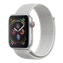 Нейлоновый ремешок для Apple Watch series 5, 42 мм, iwatch 44 мм, ремешок 38 мм, 40 мм, iwatch sreies 4, 3, 2, ремешок для часов(Китай)