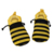 Wholesale High Quality Soft Cotton Anti Slip Baby Shoes Cute Animal Print Yellow Baby Boys Baby Girls Casual Shoes