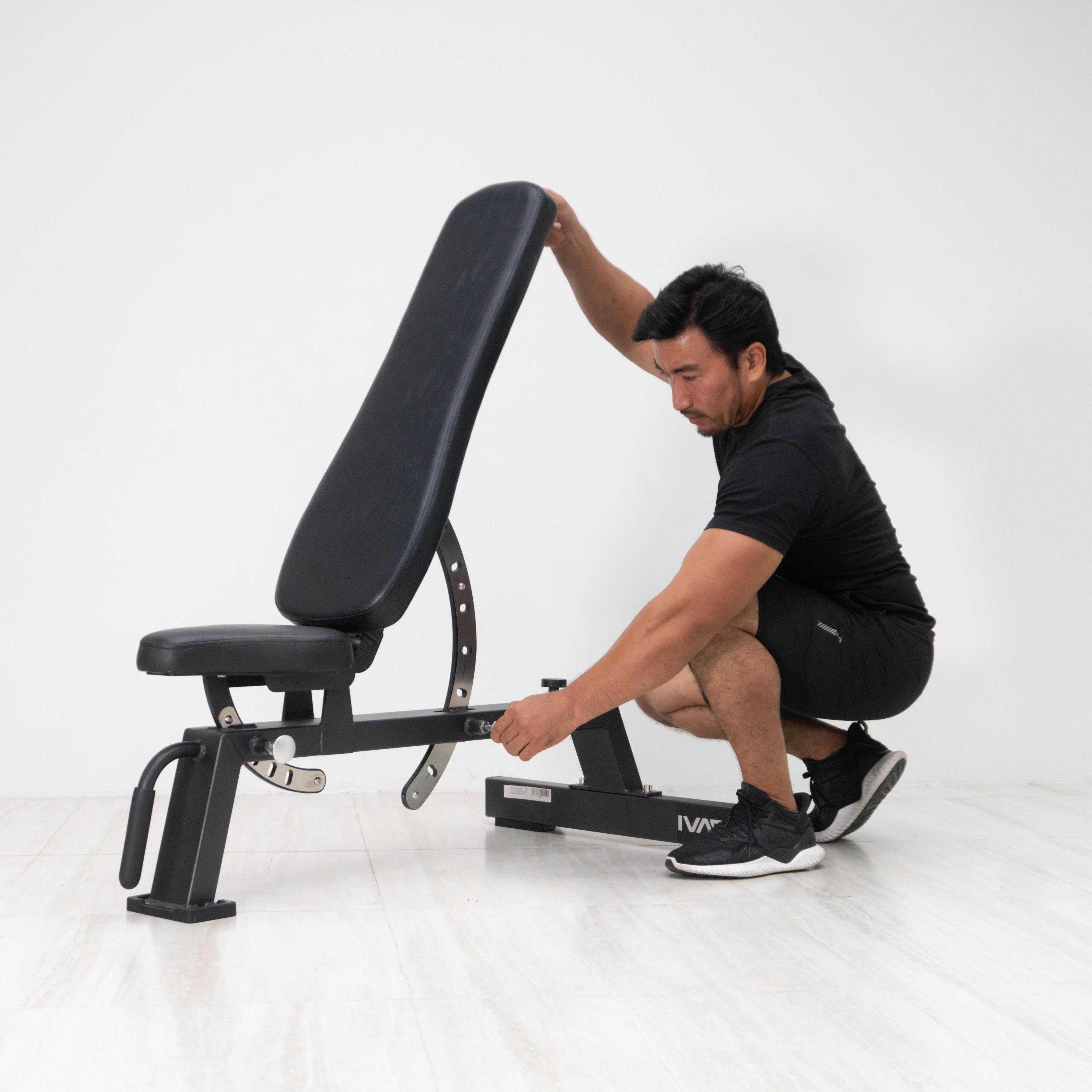 snode adjustable bench