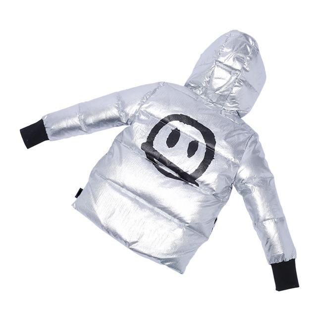 Huiquan/высококачественная повседневная куртка с защитой от морщин для мальчиков зимнее пуховое пальто для девочек разных цветов