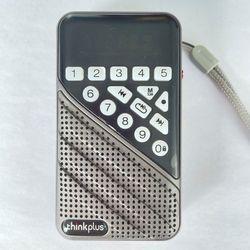 Lenovo radio TF card paly The Best And repeater Cheapest radio  Mini  Fm Portable   radio