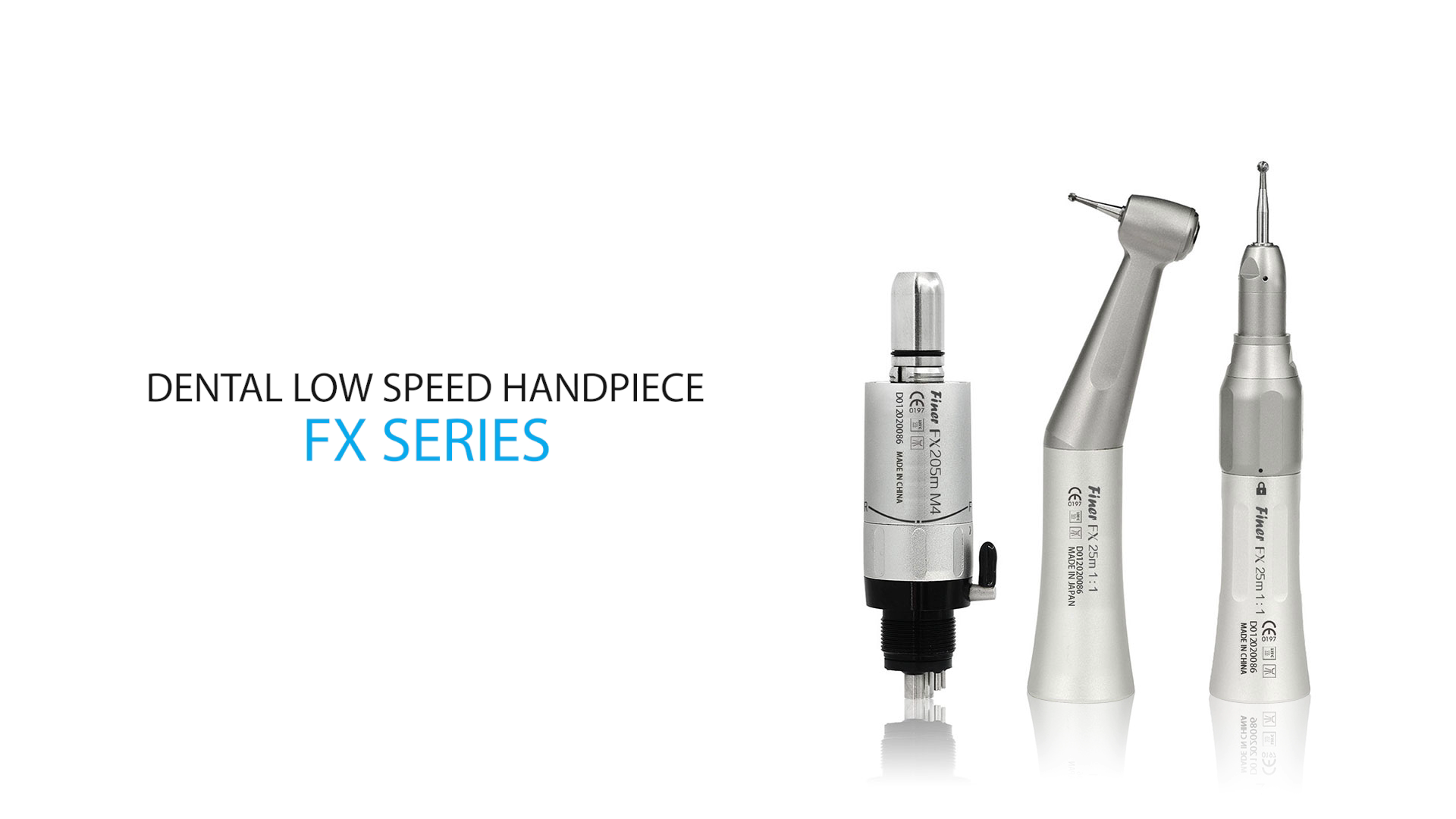 dental low speed  contra angle handpiece turbine