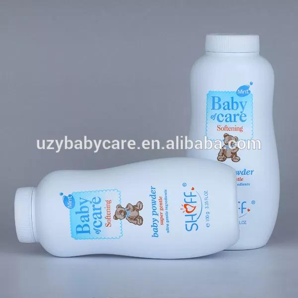Горячая Распродажа oem частный бренд прямые продажи с завода дружественный органический порошок для тела младенца