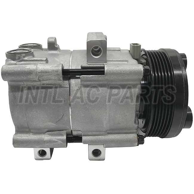 FS10  Auto Ac Compressor For  F150 Truck F250 Four seasons 58129