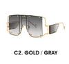 800 C2 Gold/Grau