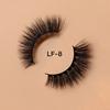 5D fluffy faux mink eyelash LF-08