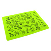 Silicone Mat 4030-02 Green