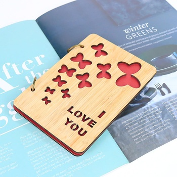 love personalized greeting card on valentines day and birthday gift for girlfriend