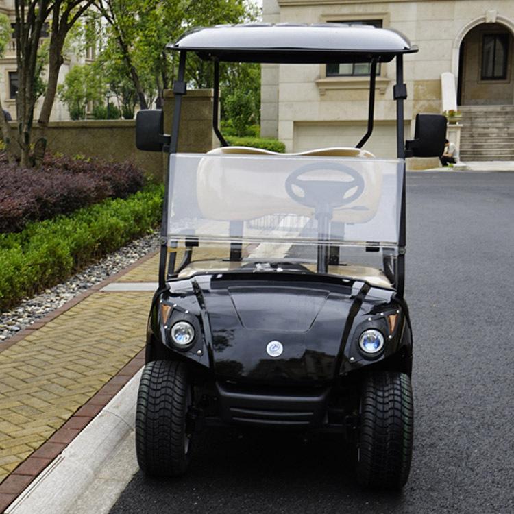 China Popular Powerful 250CC Small Gasoline Golf Cart