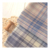 CVC yarn dyed flannel fabric