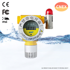 Gas Infrared HNHT 4-20mA Output Fixed Ammonia Gas Detector With Infrared Remote Control