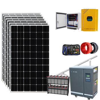 Morel 5kw 10kw solar system off grid solar energy products 10kw 20kw 30kw for home use