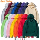 Hoodie Polyeste Fleece Hoodies Fleece 100 % Cotton Hoodies Custom Plain Hoodie Set Wholesale Printing Embroidery Unisex Swearshirts Cotton Polyeste Fleece Blank Mens Pullover Hoodies