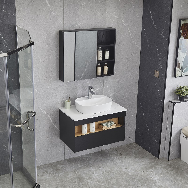 Single Recycled Non Transitional Rustic Sink Timber Corner Bathroom Restroom Wall Mount Gary Cabinet Vanities For Sale Buy Vanity Bathroom Washbasin Cabinet Design Bathroom Vanity Cabinets Product On Alibaba Com