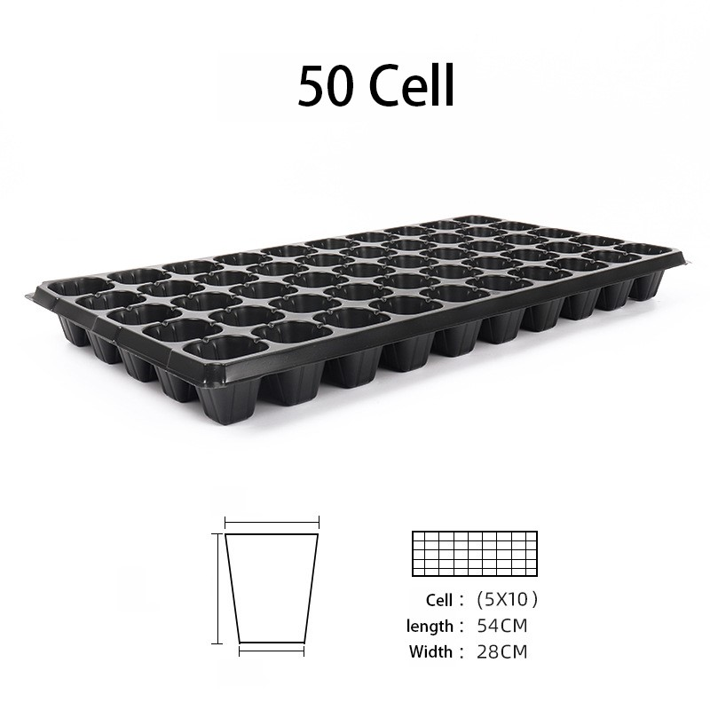 China technology production cheap biodegradable seedling trays for 2021