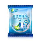 Factory direct sale drain cleaner powder pipeline cleaning