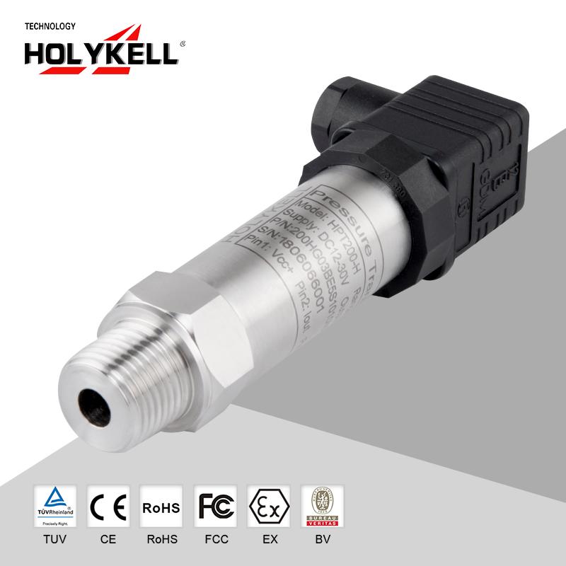 Holykell OEM pressure measuring instruments Water pressure sensors