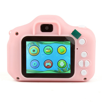 Shantou electric role toys kids mini plastic digital video camera toy for children gift