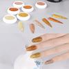 002 glitter nagel pulver