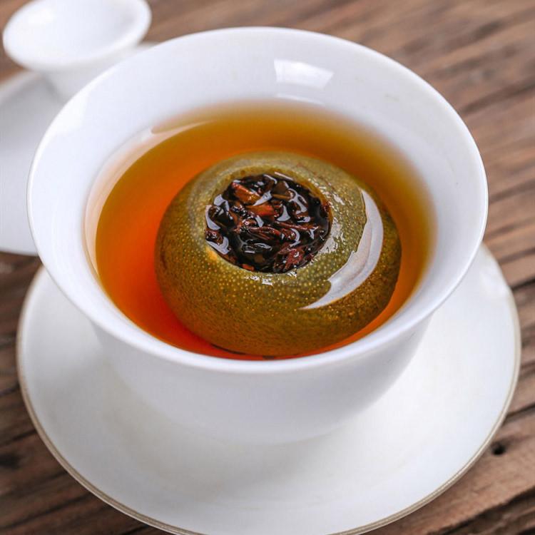 2021 Factory Supply Chinese Citrus Peel Puer Tea For Health - 4uTea | 4uTea.com