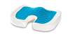 Gel+memory foam