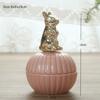 Pink+Gold Rabbit