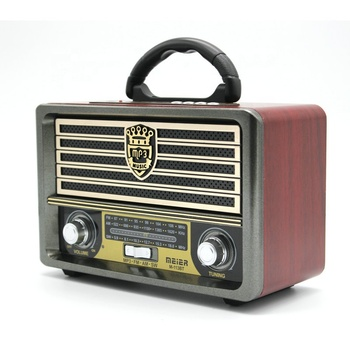 M-113BT Kemai radio portable am fm radio with remote/usb slot