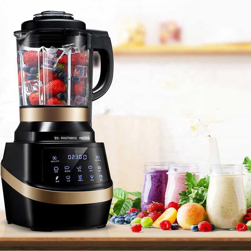 Многофункциональная соковыжималка с автоматическим нагревом, миксер, блендер, домашняя соевая машина для молока
