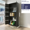 Five layers cabinet