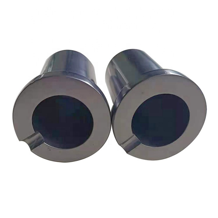 Factory price 1kg high purity carbon graphite crucibles for gold melting