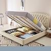 White (1.5*1.9m storage bed)-LS01ZHR270014