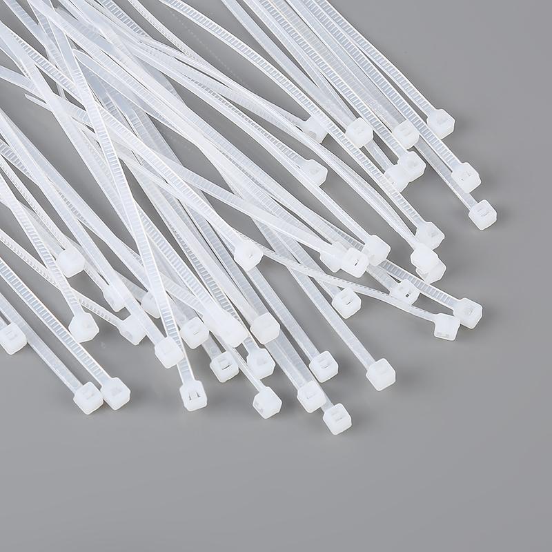 Высокое качество, 2,5*200 мм, оптовая продажа, Прямая поставка с завода, самоблокировка, лидер продаж, нейлоновая кабельная стяжка