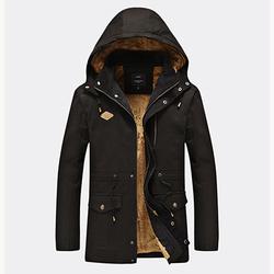 Hot style trade jacket men's jacket Korean version plus velvet men's jacket