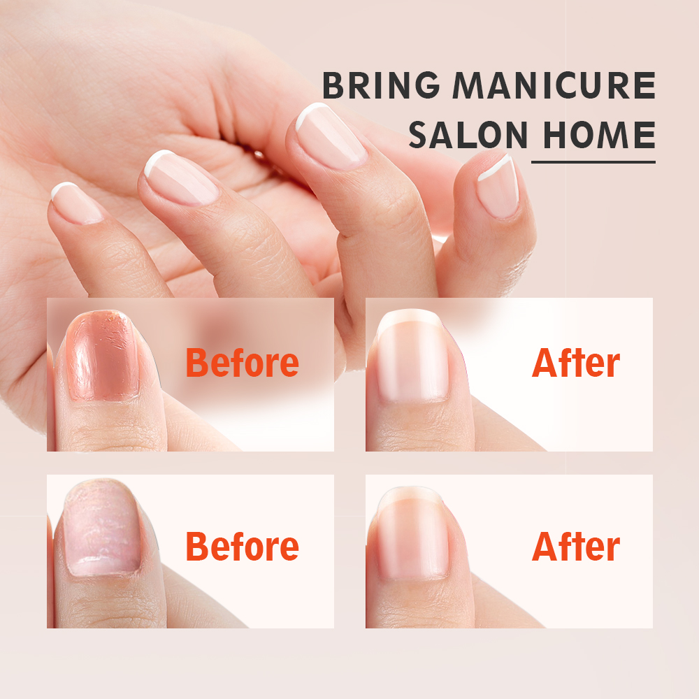 TOUCHBeauty Nails Salon Professional Products Electric Nail Drill Trim Manicure Set TB-1738