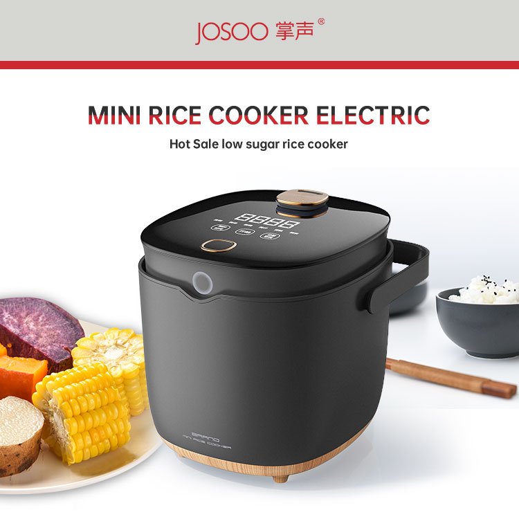 2020 new baby mini electric low sugar healthy rice cooker 2l to cook rice, porridge, cake and 12 in 1 functions