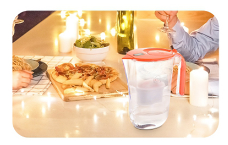 Мини-фильтр для воды, Водоочиститель из пищевого материала, портативный фильтр для воды
