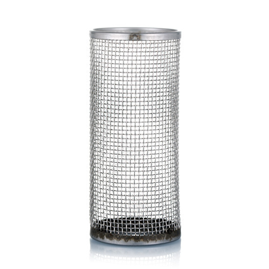high quality ISO 9001 stainless steel perforated filter wire mesh cartridges for filter and sieving