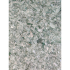 Decoration Clear Sheet Decoration Tumbled Grade B White Glass Rock Scrap Glass Cullets