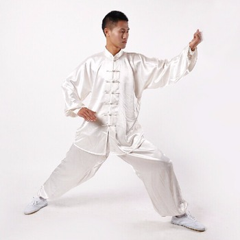 Tai Chi Exercises Clothing Kong Fu Master Costume Martial Arts Wear Suits