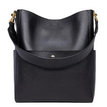 GIONAR RFID мягкая сумка-мешок из натуральной кожи женская дизайнерская сумка два комплекта сумочка из мягкой кожи большие сумки на плечо(Китай)