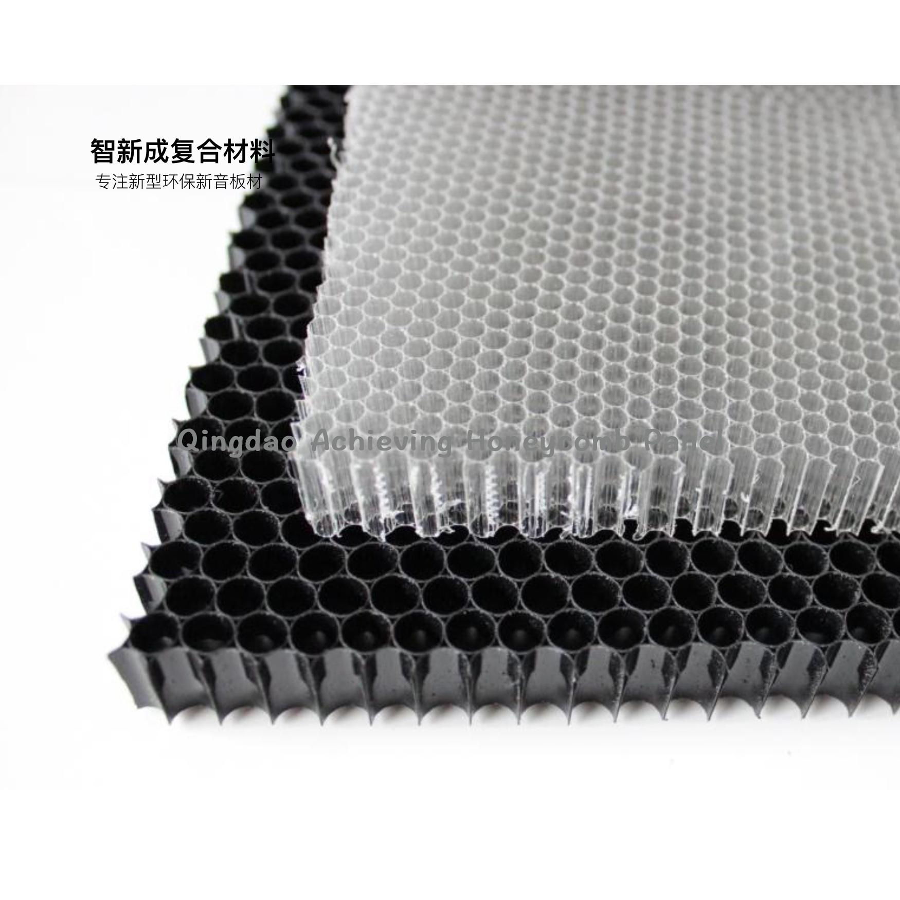 Композитная сотовая панель из поликарбоната