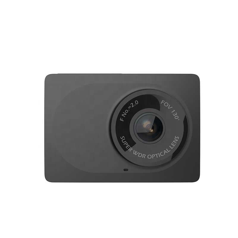 YI компактный тире камера 1080p Full HD камера приборной панели автомобиля