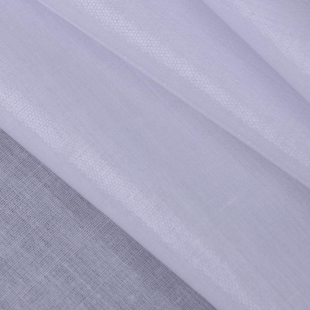 Wholesale TC Collar Woven Interlining Fabric for Shirt Collar Sleeve Placket