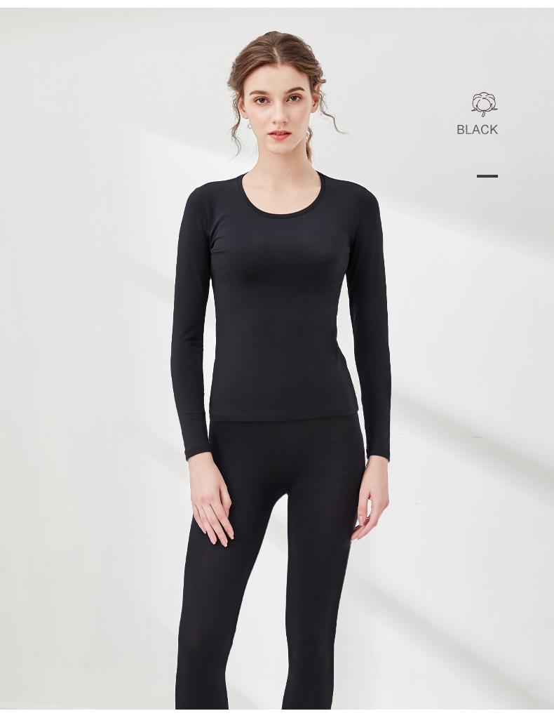 thermal underwear set for women long johns wool thermal underwear