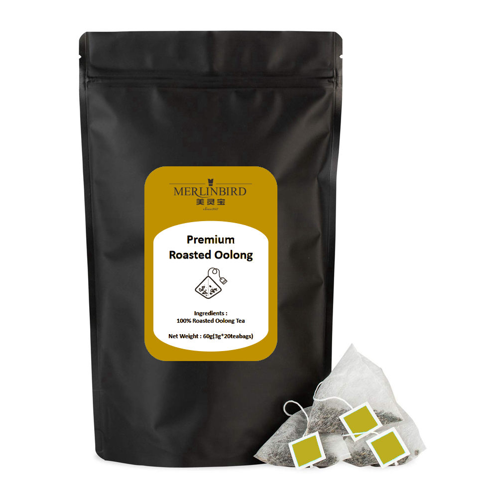 wholesale factory supply best roasted oolong tea fujian roasted oolong tea bag - 4uTea | 4uTea.com