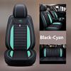 Black-Cyan